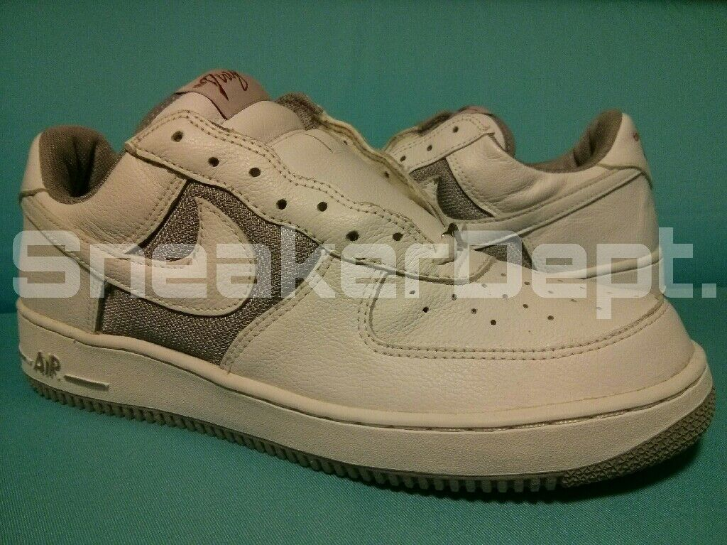 DS 2002 NIKE AIR FORCE 1 L/M THE DIRTY 302945-112 US11