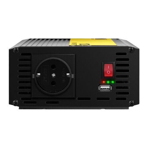 Spannungswandler Sinus Wechselrichter Ladegerät 12V Auf 230 V 2000 W