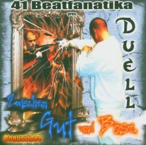 DUELL = Zwischen Gut und Böde = CD = RAP CRUNK HIP HOP GANGSTA !!