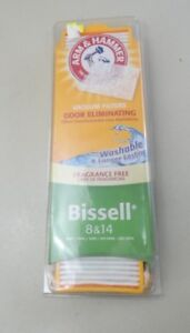 Arm-amp-Hammer-Bissell-8-amp-14-62648F-Vacuum-Filter-Odor-Eliminating-NEW