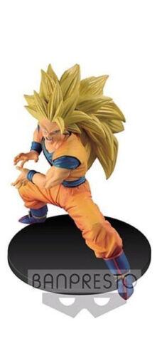 ORIGINAL Banpresto Dragonball Figur FES vol.4 Kid Son Goku Super Saiyajin 3