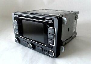 Radio Navi SSD Karte Bluetooth 5P0035191D Seat Leon 1P Seat Alhambra II 7N