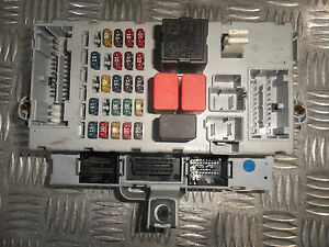 s l300 2004 fiat punto 1 2 hatch 3dr delphi fuse box fusebox 51735170 delphi fuse box at edmiracle.co