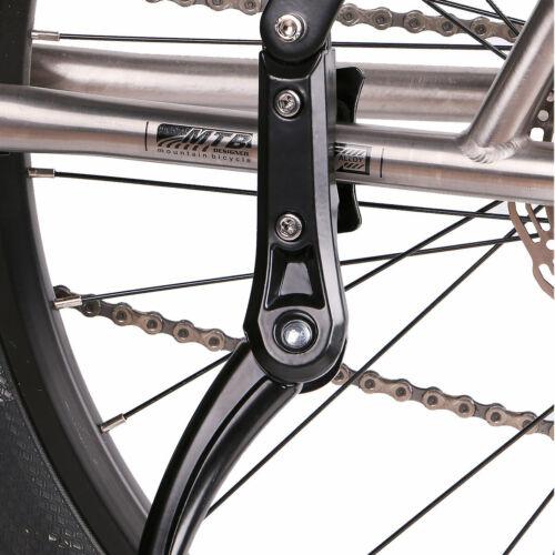 Stand Fahrrad Seitenständer Parkstütze 26-29 Zoll Ständer Universal MTB ebike