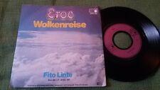 """7"""":  Eroc - Wolkenreise / Fito Linte - Metronome - 1979"""