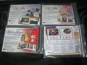 Creative-Memories-Snap-Packs-New-in-package-a-Variety