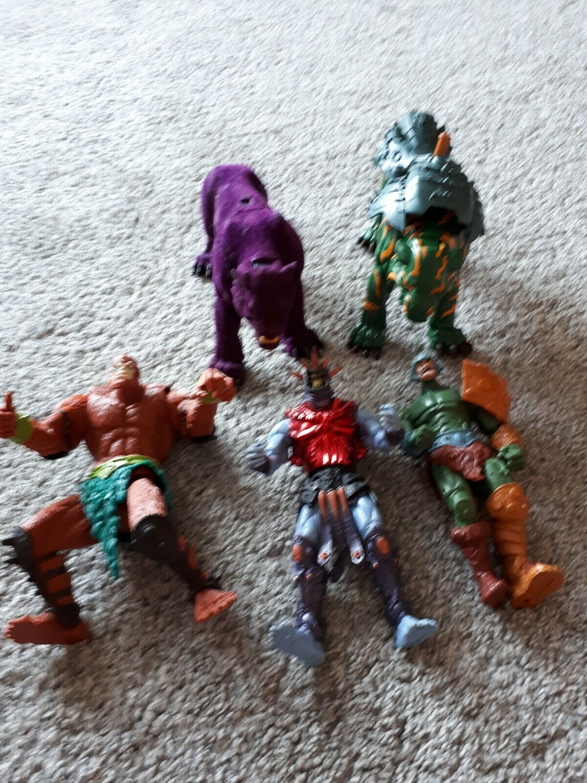 He Man  Bundle, Figures, and cats