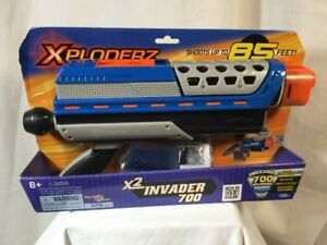 XPLODERZ-X2-Invader-700-Guns-New-On-Original-package-Shelf-wear-to-package