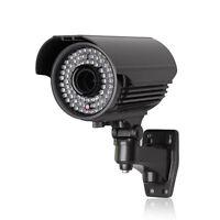 Sony Imx 2mp 2.8-12mm 1080p Onvif P2p 72leds 60m Bullet Poe Audio Ip Camera Cctv