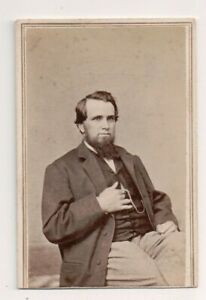 Vintage-CDV-Giles-Gregory-Member-Connecticut-State-House-1851