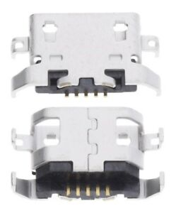 N 2 CONNETTORE RICARICA jack Micro USB CARICA x ASUS ZENFONE 2 MAX ZC550KL Z010D