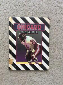 Chicago-Bears-by-Pat-Ryan-Hardcover-1991