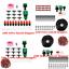 10M-25M-DIY-Water-IRRIGATION-Kit-Micro-Drip-Watering-Plant-System-Garden-Hose-UK thumbnail 1