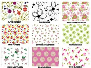 FLORAL-Print-Gift-Tissue-Paper-Sheets-15-034-x-20-034-Choose-Print-amp-Package-Amount