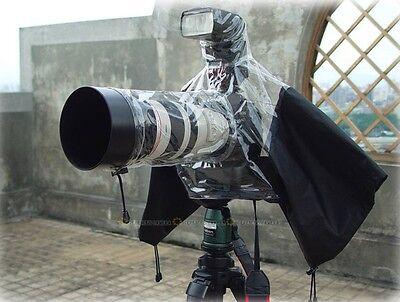 Camera Rain cover for Canon Nikon Pentax SONY DSLR SLR