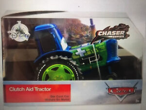 DISNEY STORE PIXAR CARS CHASER MOOD SPRINGS TRACTOR SAVE 6/% GMC