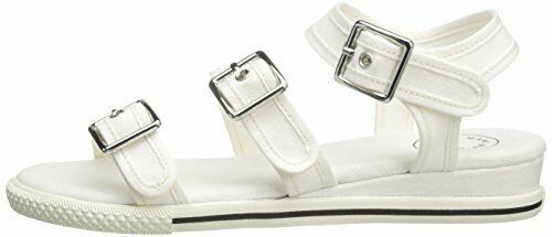 NEW Marc By Marc Jacobs Skim White Demiwedge Sandals - Skim Jacobs Kicks, Women Size 9, $268 0db6bf
