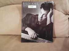 Billy Joel - Greatest Hits, Volumes 1 and 2, Piano Vocal Guitar FREE SHIPPING!