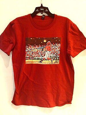 Sport Washington Nationals Bryce Harper T-shirt-limited Ausgabe Artwork-fan Favorite-l Baseball & Softball