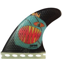 3dfins - Kobi Clements (futures) - Small - Thruster - Surfboard Fins - 3 Fins