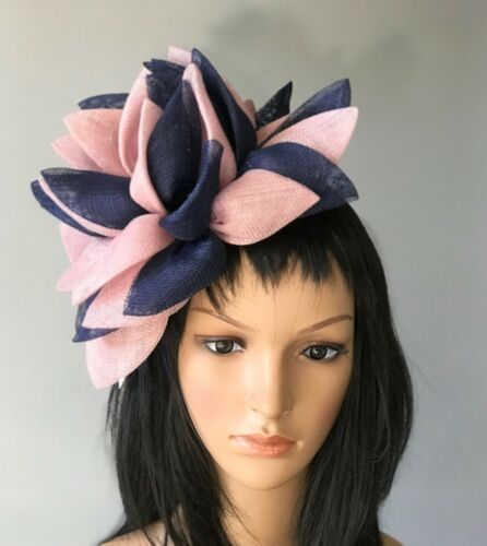 BRAND NEW ASSORTED COLOURS FORMAL FASCINATOR ASCOT Wedding Occasion formal Hat