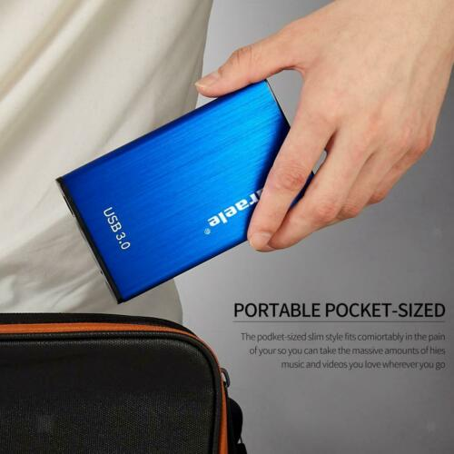 Portable SSD 1T 2T 500GB External Solid State Drive USB 3.0 for PC Laptop
