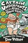 Captain Underpants and the Attack of the Talking Toilets von Dav Pilkey (2000, Taschenbuch)