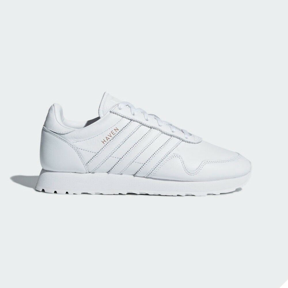 Adidas Originals Haven Athletic Running Casual Chaussures Blanc CQ3037
