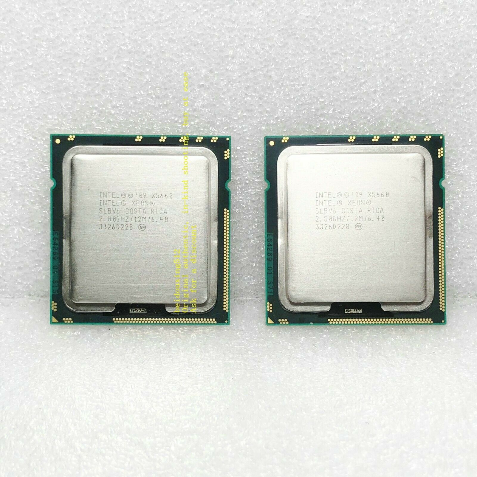 Intel Xeon X5660 2 8GHz Six Core (BX80614X5660) Processor