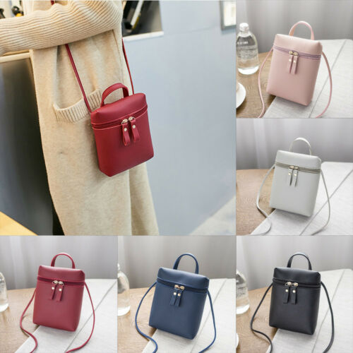 Fashion Women Crossbody Bag Shoulder Bag Messenger Bag Lady Coin Bag Phone BagUS
