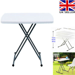 Image Is Loading Panana Adjustable Portable Folding Trestle Table  Camping Outdoor