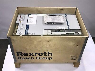 Rexroth & Indramat Ac Servo Controller  Dkr03.1-w100n-be23-01-fw >>> Unbenutzt Extrem Effizient In Der WäRmeerhaltung