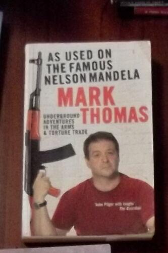 1 of 1 - As Used on the Famous Nelson Mandela Mark Thomas