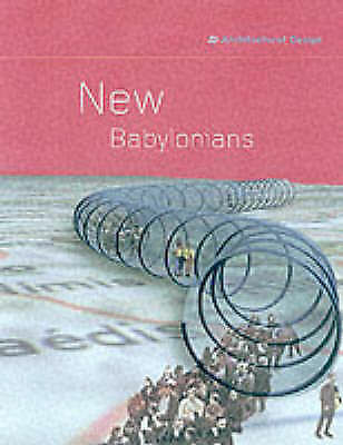 New Babylonians : Contemporary Visions of a Situationist City-ExLibrary