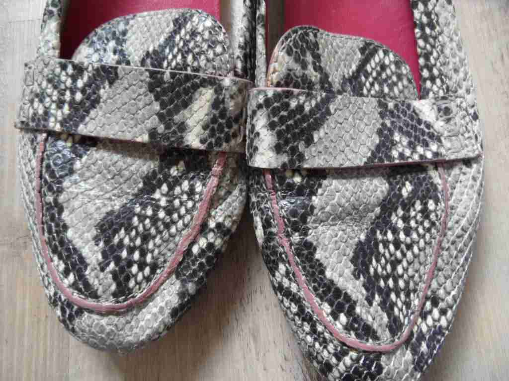 181 uno8uno COOL slippers Mocassini snakeprint MIS. 41 Top Top 41 bi417 b80f9e