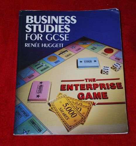 Business Studies for GCSE By Renee Huggett. 9780003274615