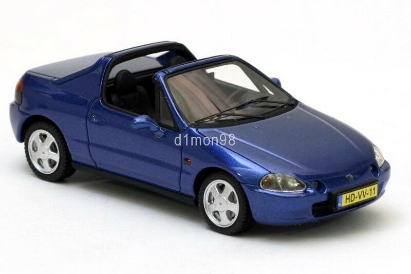 Honda CR-X del Sol 1992 1 43 Neo Scale Models NEO44511