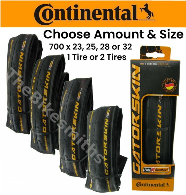 Black Continental Contact Speed 700 X 28c Tire