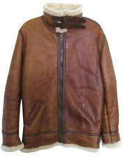Used Sheepskin Coat - Coat Nj