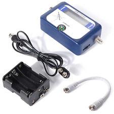 95DTW DVB-T Finder Digital Aerial TV Antenna Signal Strength Meter Practical