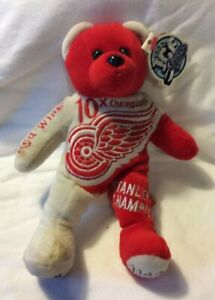 DETROIT-RED-WINGS-Ice-Bears-034-10x-Stanley-Cup-Champions-034