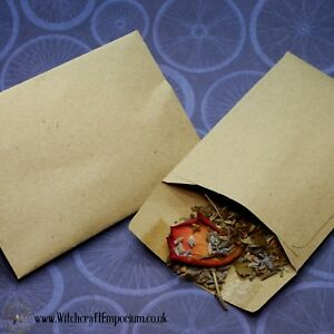 Details about Magical Spell Pack   Mix herbs & oils   Courage (Overcome  Obstacles   Witchcraft