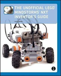 the unofficial lego mindstorms nxt inventor s guide by david j rh ebay com lego mindstorms nxt-g programming guide pdf LEGO Mindstorms Brick