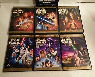 Star Wars Original Trilogy Theatrical Editions 2006 DVD 12 DISCS HAN SHOOTS  1ST   eBay