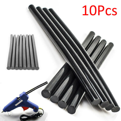 10pcs Tools Glue Sticks Paintless Dent Repair Puller Car Body Hail Removal~