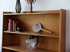 TRUE VINTAGE   Handspiegel SPIEGEL 60er wood  Leder hand mirror 60s