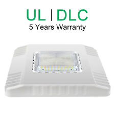 150w Led Canopy Light Parking Lot Gas Station Lamp Ip65 21000lm Lights 5700k