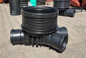 Abwasser-Kontroll-Revisions-Schacht-Boden-DN-400-RML-KG-DN-150