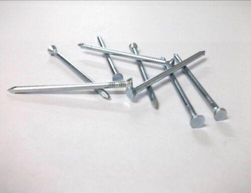 * Calidad Superior! de acero endurecido 50mm longitud 2.5mm de espesor Mampostería Uñas Ladrillo