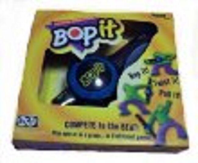 Bop It Original Electronic Talking Musical Game Rare HTFN BNIB
